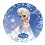Disney Wafer Sheet - Frozen - Elsa