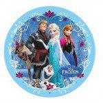 Disney Wafer Sheet - Frozen - Elsa, Anna, Olaf, Kristoff und Sven