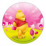 Disney Wafer Sheet - Winnie Puuh und Ferkel