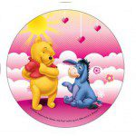 Disney Wafer Sheet - Winnie Puuh und I-Aah