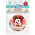 Stor Baking Cups Mickey pkg/60