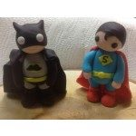Kurs: Modellierung Batman & Superman