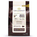 Callebaut Schokoladen-Callets -Dark- 2,5 kg