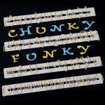 FMM Chunky Funky Alphabet & Numbers Set