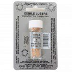 SU Puderfarbe - Edible Lustre Gold Rush, 2g