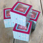 FC CupCake - Box - Elegant - 12