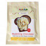 FunCakes Modelling Schokolade Weiß -150g-