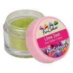 FC Edible FunColours Dust - Lime Zest