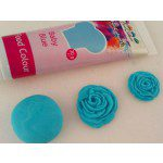 FC Edible FunColours Gel - Baby Blue 30g