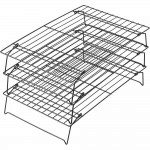 Wilton 3 Tier Stackable Cooling Rack / Rost