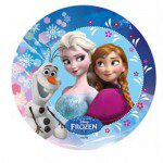 Disney Wafer Sheet - Frozen - Elsa, Anna und Olaf