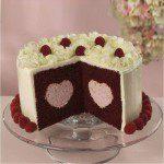 Wilton Tasty-Fill, Heart Cake Pan Set, 2-teilig