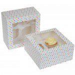 HoM -  Cupcake Box 4 -Konfetti- Pkg/2