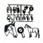 PWK Horse Set - Pferde-Set