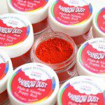 RD Puderfarbe / Dust - poppy red