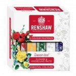 Renshaw Flower & Modelling Paste - Essential 5x100g
