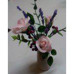 Zuckerblumenkurs - Rose, Lavendel und Blattgrün