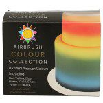 SU Airbrush Colour Collection -Multipack- 8x14ml